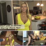 Alexis Fawx – MILF with an attitude