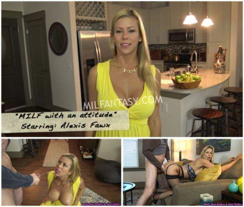 Alexis Fawx - Milf with an attitude