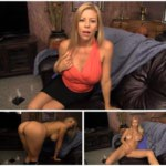 Alexis Fawx – Rubbing one out for my best friend's horny mom