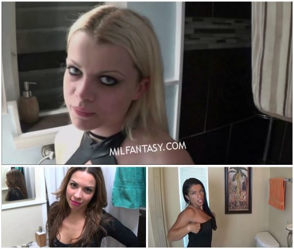Alexis Rain Nadia White Kylie Rogue - Whore Mothers Used and Abused
