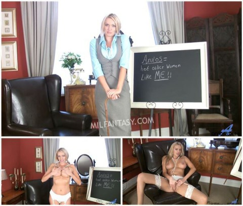Amber Jayne - Naughty Teacher