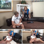 Amber Lynn Bach – Caught by mommie