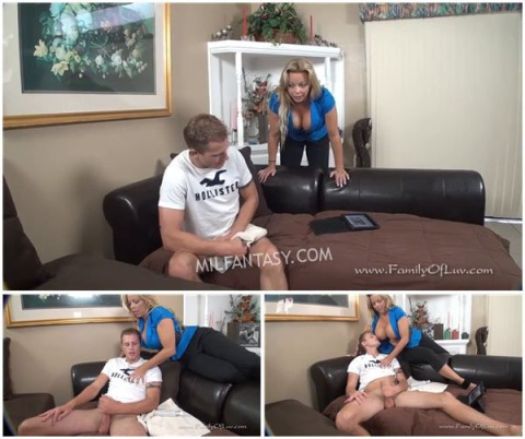 Amber Lynn Bach - Caught by Mommie