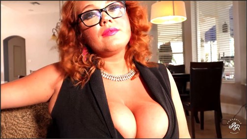 Annabelle Rogers - Lonely Busty Redhead MILF Neighbor