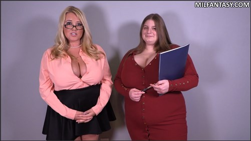 AnnabelleRogers - Mom And Teacher Big Boob Distraction