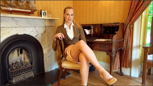 Ariel Anderssen - Getting In Your Headmistress Panties