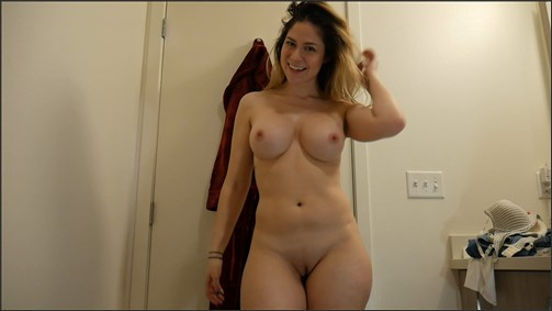 Ashley Alban - Step mom Teaches You To Jerk It
