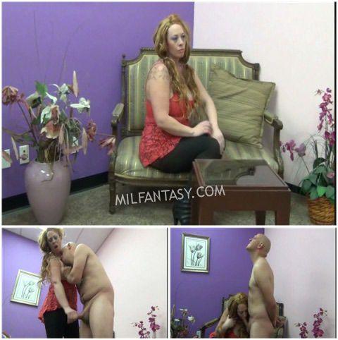 Deanna - Forced trigasm - milfantasy.com