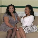 Donna Ambrose and Mellie D – Aunties Nephew Roleplay