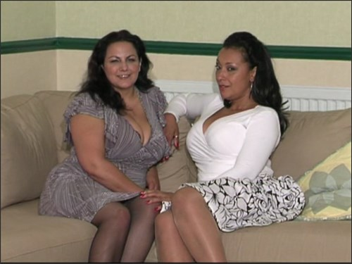 Donna Ambrose and Mellie D - Aunties Nephew Roleplay 1313