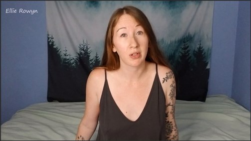 Ellie Rowyn - Fuck Mommys Fertile Ass