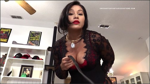 Enchantress Sahrye - Im a Jealous Mommie