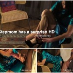 Satinfun Taboo – Fantasy with stepmother has a surprise satin China dress cum