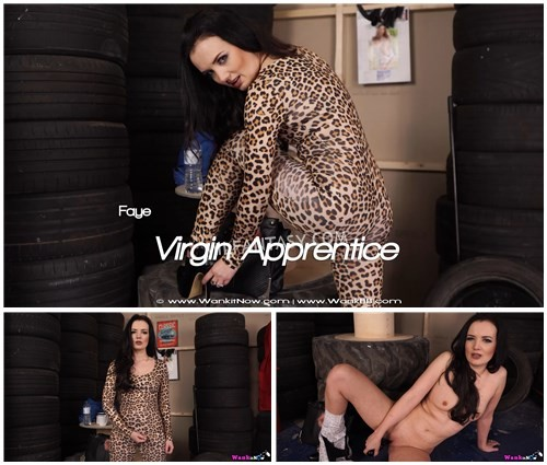 Faye - Virgin Apprentice