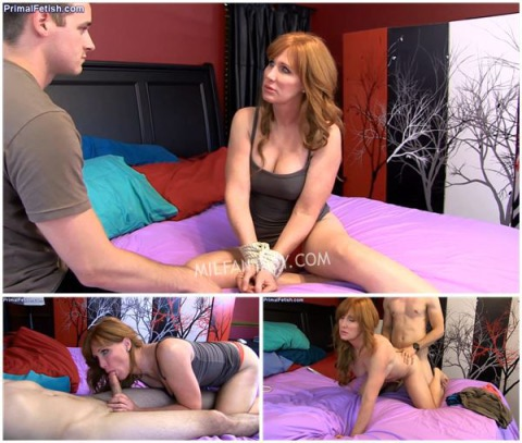 Freya Fantasia - Freya is Extorted by her Son