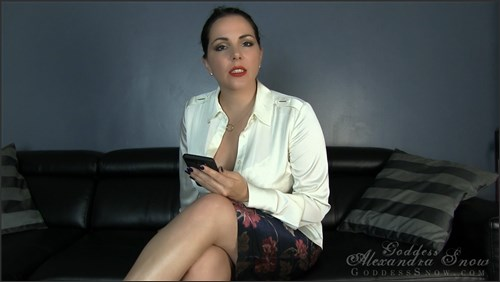 Goddess Alexandra Snow - Mommys Guilt