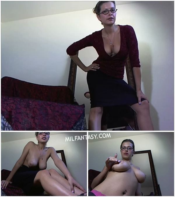Goddess Brandon - Your Teacher Drains you in Detention