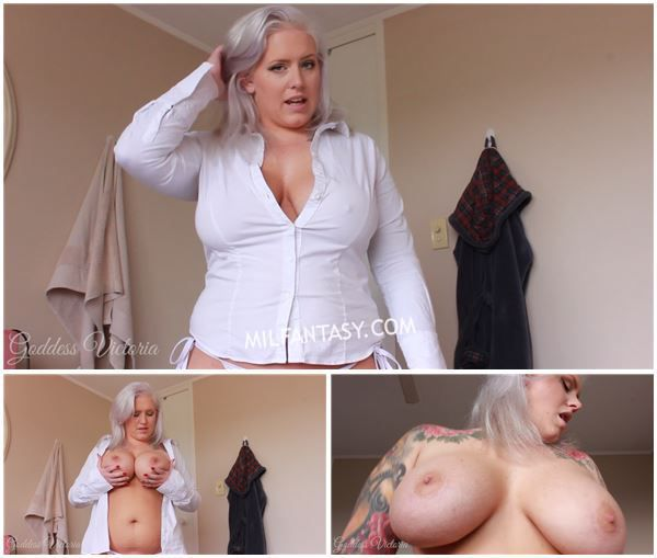 Goddess Victoria - Taking Your Virginity To Pay My Mortgage