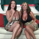 Goldie Brair, Christina Carter – Mother And Aunt Tease