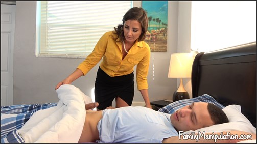 Helena Price - Horny Mommy Consoles Heart Broken Son
