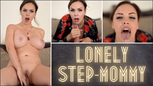 ImMeganLive - Lonely Step Mommy