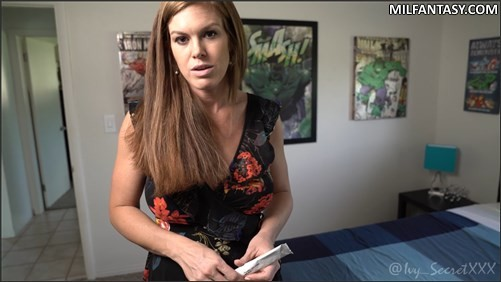 Ivy Secret - Helping Mommy Get Pregnant