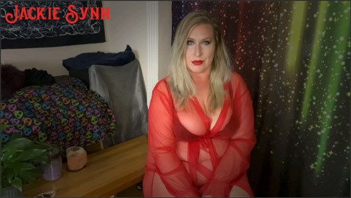 JackieSynn - Its Wrong To Cum On Your Aunt