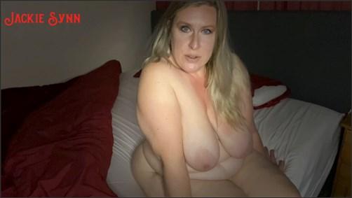 Jackiesynn - Jerking Off To Moms Snoring Ass