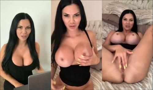 Jasmine Jae XXX - Step Mommy Discovers Step Sons Porn