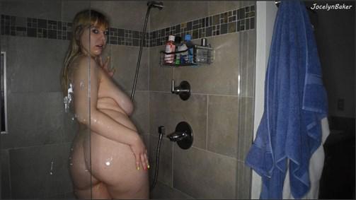 Jocelynbaker - Shower Sex With Mommy