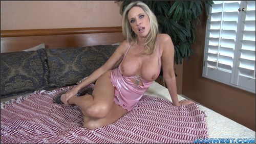 29 jodi west has a quick fuck with her son 6