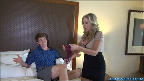 Jodi West - Thing for Step-mommy