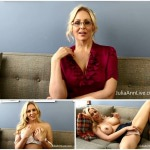 Julia Ann – Teacher student pov roleplay