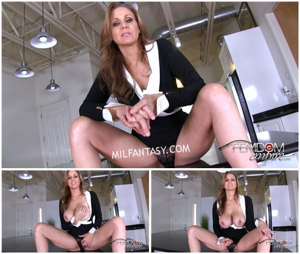 Julia Ann - Your Step-M0ther knows all about your perverted habits