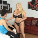 Karen Fisher – Mom teaches her Son Confidence part two