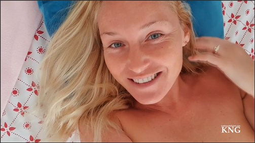 Kathia Nobili - Mommys Orgasmic Morning