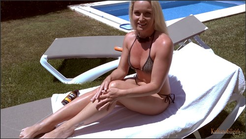 Kathia Nobili - Most thrilling blackmail fantasy in your life Fucking your hot moms friend