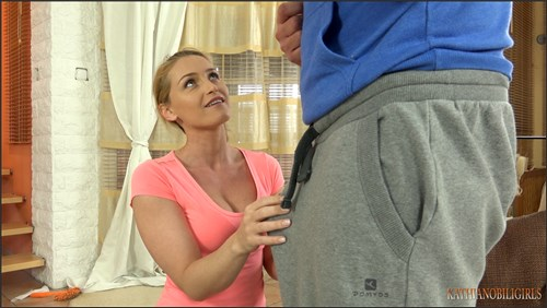 Kathia Nobili - My Sons Friend Has Amazing Cock