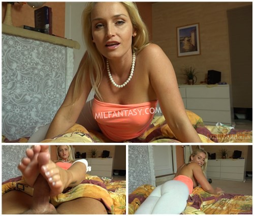 Kathia Nobili - Rule is the rule Your cum is only for your mom