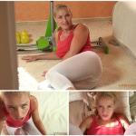 Kathia Nobili – Your mother keep refusing you that woke a big hard beast in you
