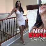 Katie71 – Nephew Explodes On My Face