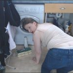 Katy Churchill – Fixing mommas plumbing