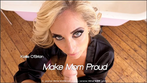 Kellie OBrian - Make Mom Proud