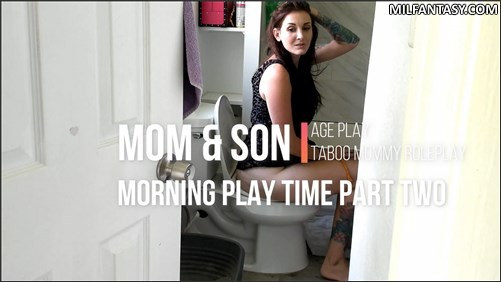 Kelly Payne - Mom And Son Morning Play Time Part 2