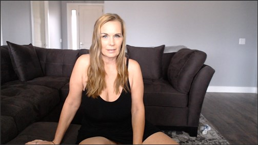 Kimi The Milf Mommy - Mommy Helps with your Huge Cock