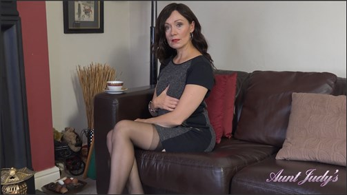 Kitty - Aunt Kitty Jerk Off Instruction