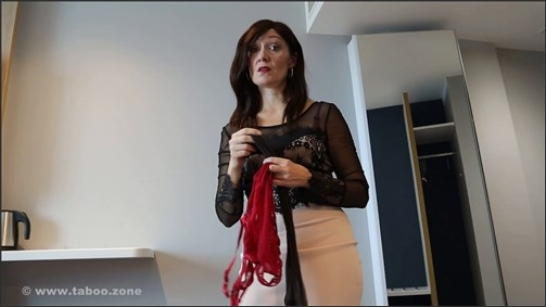 Kitty - Jerk Off At The Command Of A MILF