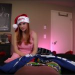 Lady Fyre – Reluctant Mother Relieves Christmas Morning Wood
