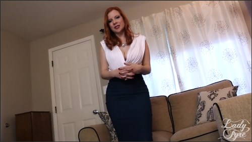 Lady Fyre - Summer Visit to Aunties House