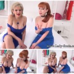 Lady Sonia – Aunt Sonia And Aunt Red Want To See Your Cock